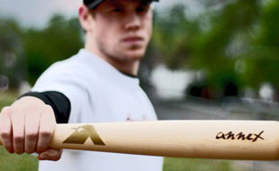 Big Barrel Wood bats