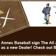 Annex Baseball – Sign All American Sport Shoppe as Dealer!